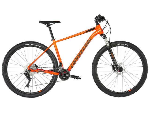 "Cannondale Trail 5 29"" orange"